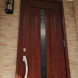 玄関ドアに付けられるウェルカムボードが欲しい!