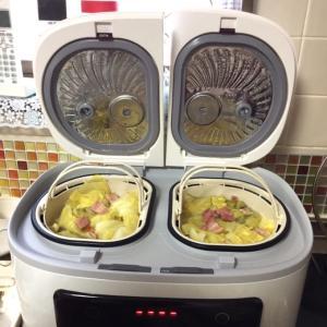 品切れになるほど人気!4種類の料理がいっぺんに作れる炊飯器の本音レビュー