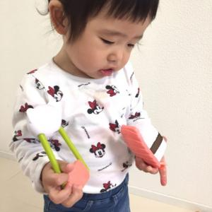 【1歳2か月】次女が好きなおもちゃベスト3