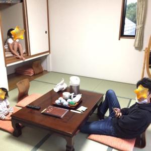 亀山湖での釣りでペンションかめやま園に泊まったよ!お部屋とお料理の感想