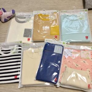 【UNIQLO】子供の服だけで1万4千円分の買い物をした話