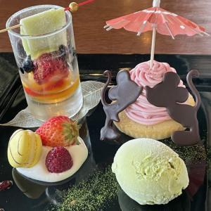 恥を承知で聞いてみたッ!!レストラン櫻の平日限定スペシャルデザートセットの傘は持って帰れるのか否か。