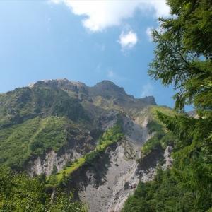 北アルプスの活火山・焼岳(2)
