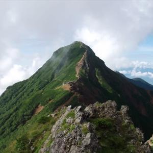 八ヶ岳 最高峰・赤岳から硫黄岳への縦走(3)