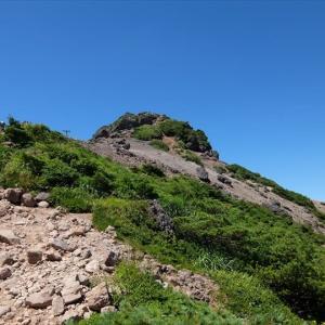 安達太良山・鉄山(2)