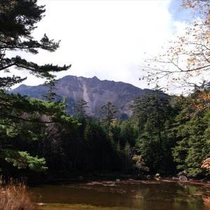 八ヶ岳 みどり池・本沢温泉・硫黄岳(2) みどり池・しらびそ小屋