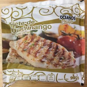 【メキシコ・コストコ】冷凍Huachinango