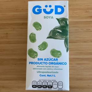 メキシコで豆乳 GÜD Soya