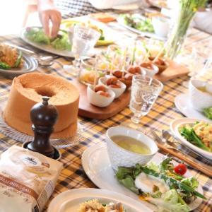4月の料理教室の休講について