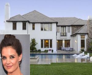 【セレブの豪邸】ケイティ・ホームズ、破局後にカラバサスの豪邸を5億円で売りに出す