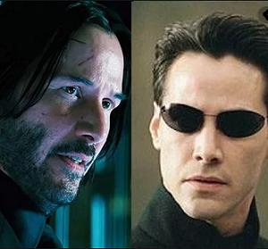 キアヌ対決! 映画『マトリックス4』と『ジョン・ウィック4』公開日がどちらも2021年5月21日に