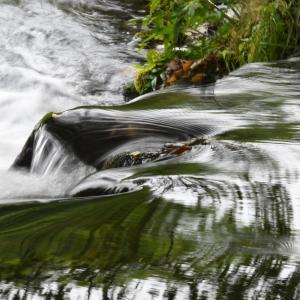 不思議!?…水の流れ