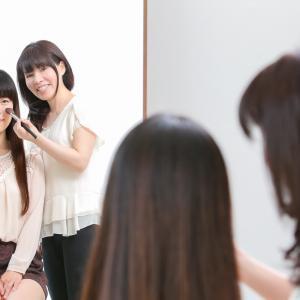 女優メイク体験