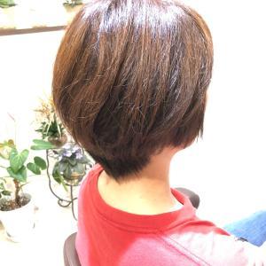 毎日、髪のお手切りは簡単な方ないい☆