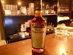 OLD FORESTER BONDED 100PROOF