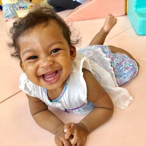 ラナは生後9ヶ月に