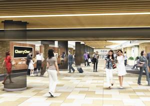 名古屋初!伏見駅ナカ「ヨリマチ」12月オープン予定