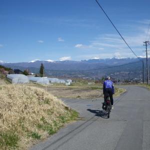 久々の自転車日帰りツーリング