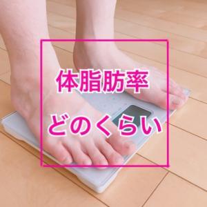体脂肪はどのくらい減らすと良いですか?
