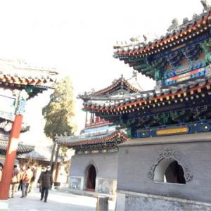 北京のイスラム街『牛街』