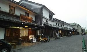 岡山旅行・前編 倉敷美観地区(2018.11.26)
