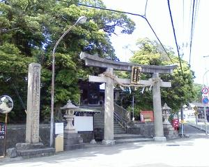 石川旅行・前編 菅生石部神社(2018.5.15)