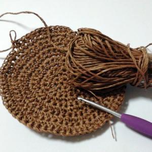 ダルマ・ササワシのグループキャノチェ(帽子)編み始めました!