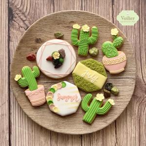 【募集】7、8月 アイシングクッキーワンデーレッスン