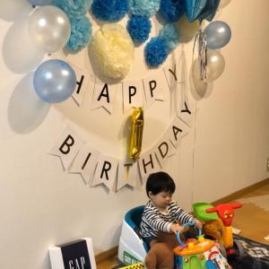 1歳のお誕生日★