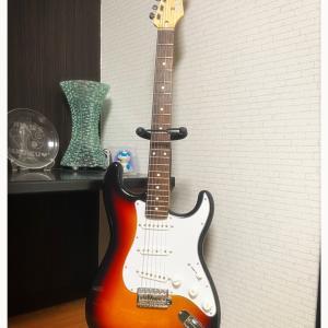 ギターはじめました。