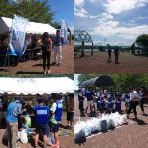 「海と日本プロジェクト スポGOMI甲子園 」東京都大会