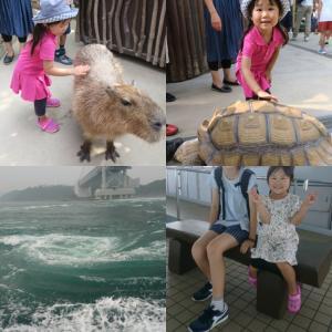 1年ぶりの家族旅行。今年は姉一家が住む神戸に集合しました。