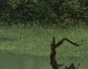 【厚塗り】草むらの描き方【メイキング】