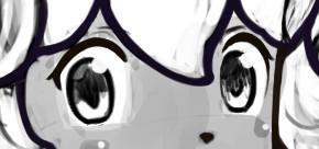 【メイキング】目の描き方その2