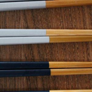 新しいお箸とちょこっと断捨離~(・∀・)