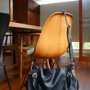 お気に入りのバッグをイロチ買いしちゃったわ(・∀・)