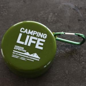 セリアのキャンプ用品はお犬用にも使えます(・∀・)