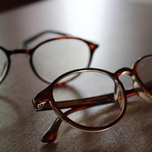 おしゃれかわいくてコスパよし(・∀・)老眼鏡に見えない老眼鏡