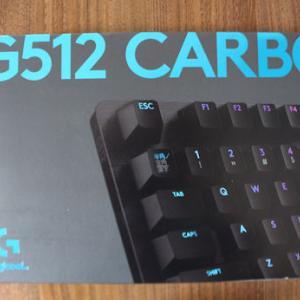 職場のキーボードを新しくしてランララ~ン♪(・∀・)