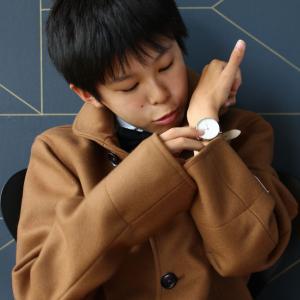 【PR】秋冬が楽しみ♪スタイリッシュなジャケットコートと時計
