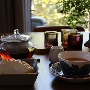 北欧紅茶を北欧のカップで