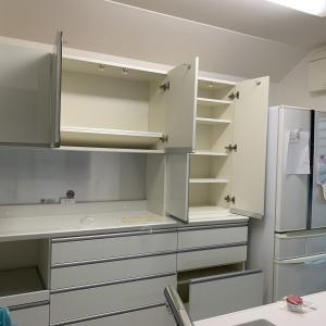【痛恨のミス!】食器棚!扉が開かない問題