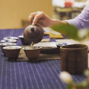 11/10(土)「一杯の茶を淹れるには」お知らせ
