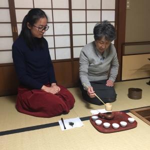【而立の年 茶の写真展】5) 2/10(日)抹茶席の紹介 小堀遠州流の新井宗利