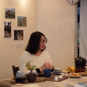 【而立の年 茶の写真展】8) 茶と写真に込めた思い