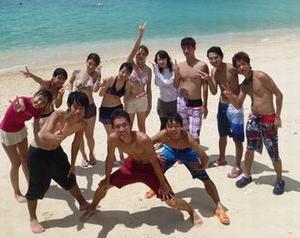 沖縄でシーカヤックツアーとマリンスポーツ!