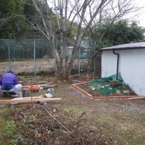 カメハウス完成・・・カメハウスを建て替える!その3