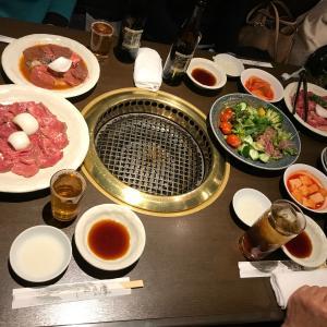 2018年★忘年会で焼肉祭り~(*´ω`*)