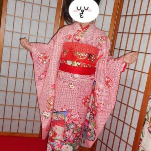 無料着付モデルモニターさん☆六歳女児☆のお嬢様です☆動画☆
