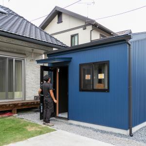 6畳のトレーニング小屋